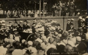 The funeral service in 1928 created a surge of national mourning for those lost in the Great War.