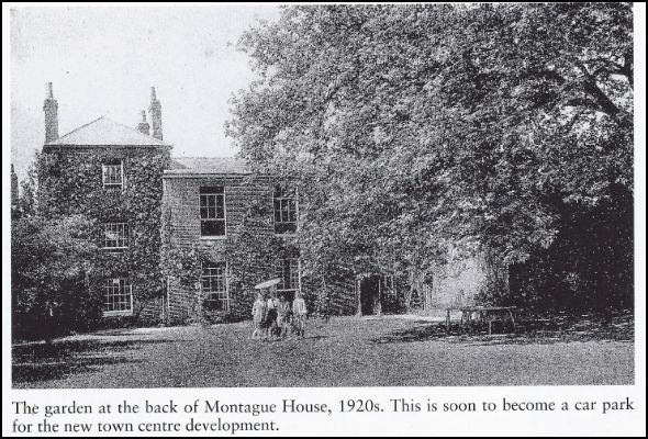 Montague House 1920s