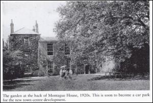 Montague House 1920s