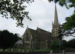 St Paul's Church, Wokingham