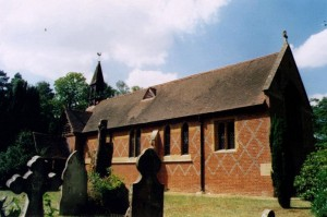St Sebastian's Church in Crowthorne