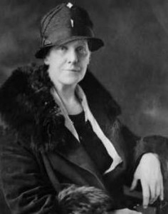 Anna Jarvis, the 'mother' of Mother's Day saw it successfully introduced in 1914. She died unmarried, without children and penniless.