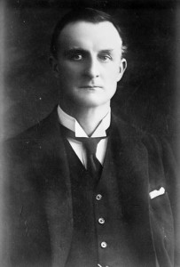 Sir Edward Grey was Britain's Foreign Secretary from 1905 to 1916.