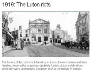 luton riots 1919