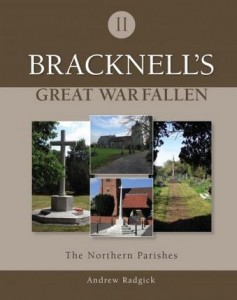 One of Andrew's series of three books which tells the stories of Bracknell's WW1 Fallen.