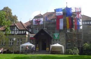 Headquarters of the Leverkusen History Society.