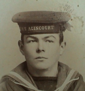 Laurence was William's elder brother. He was killed during service for the Royal Navy in 1907. He was 19 years old.