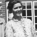 Elsie was William's sister. She lost both her sons in World War Two.