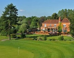 Evendons Manor farm was the home of Jenny's grandparents, the Coston family. It is now the Sand Martins Golf Club