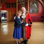 Our well loved Mayor and Mayoress of Wokingham, Martin and Yvonne Bishop