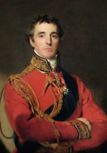 Arthur Wellesley became the First Duke of Wellington in 1814