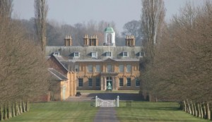 Click on this picture of Wellington's house at Stratfield Saye to find out visiting times