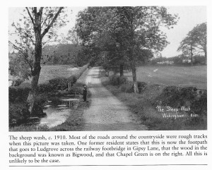 Ludgrove to Easthampstead Road 1910