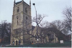 St Mary's Church Reading