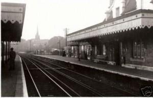 Wokingham Railway Station