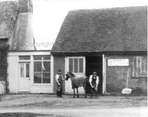 The Old Forge Finchampstead. Copyright Francis Frith